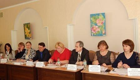Засідання атестаційної комісії ІІІ рівня
