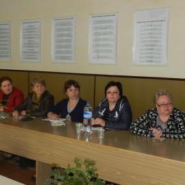 Відбулося засідання обласної секції головних бухгалтерів