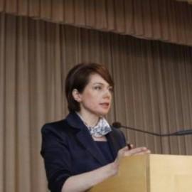 Лілія Гриневич представила громадськості пріоритети діяльності МОН на 2016 рік
