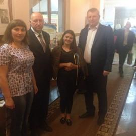 ХVIII зліт іменних стипендіатів та відмінників навчання аграрних закладів України