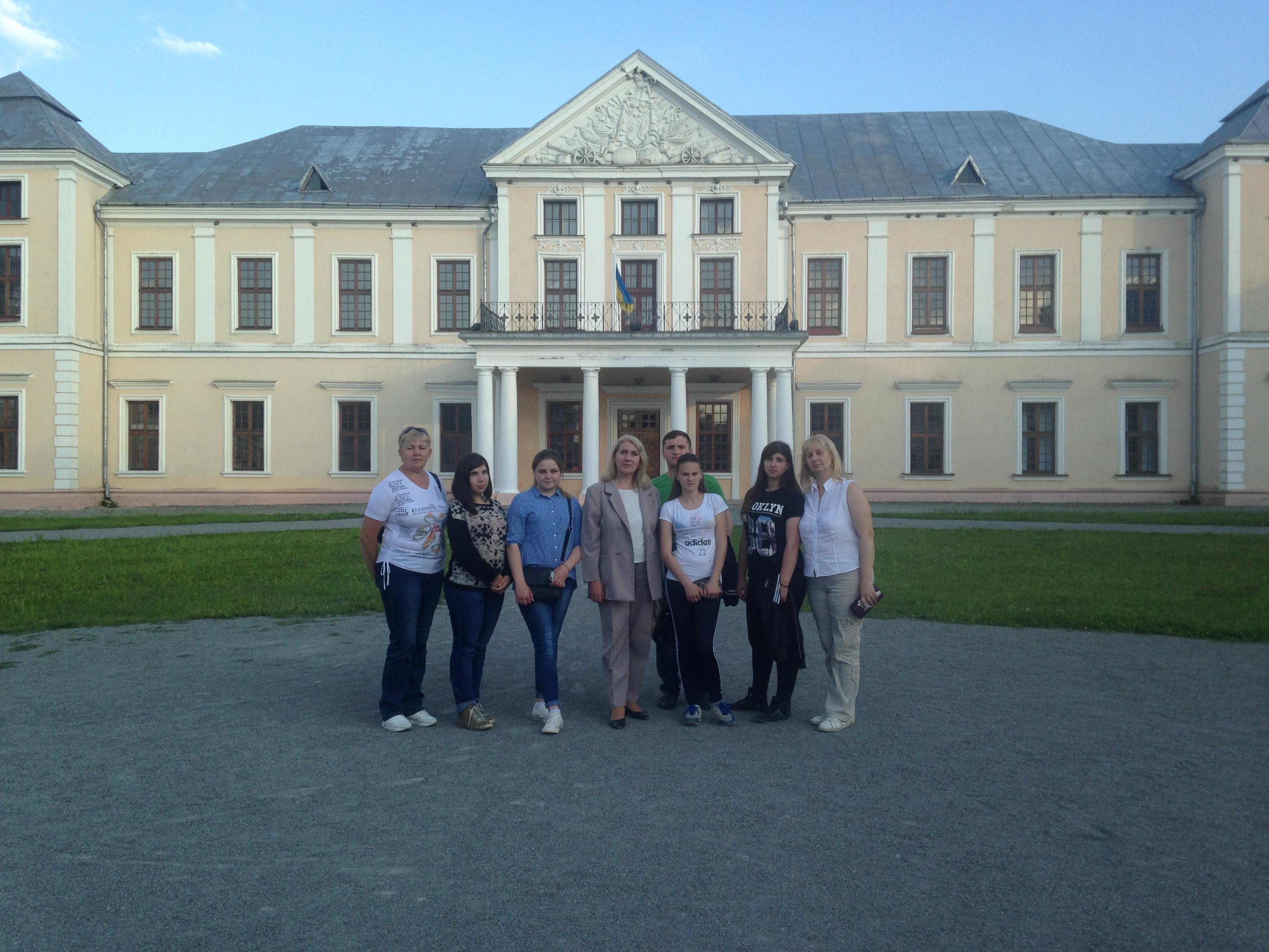 Палац Вишневецьких