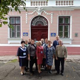 Другий  день роботи комісії вищих навчальних закладів І-ІІ рівня акредитації з педагогічного досвіду
