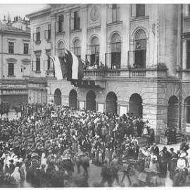3 листопада 1918 року буковинці заявили про злуку з західними українськими землями та Україною