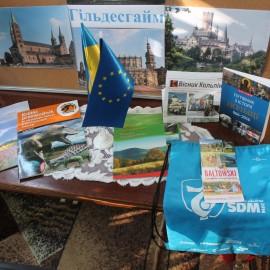 Подорожуємо до країн Європи 28 жовтня у приміщенні Інтернет