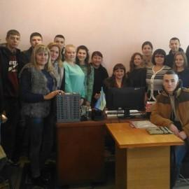 Студенти-правники відвідали соціальні служби регіону