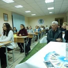 Обласний етап VІІ Всеукраїнської олімпіади з української мови серед студентів ВНЗ І-ІІ рівнів акредитації
