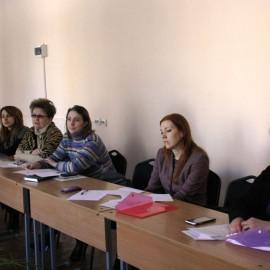 Відбулось засідання методичного об'єднання викладачів інформатики та КТ