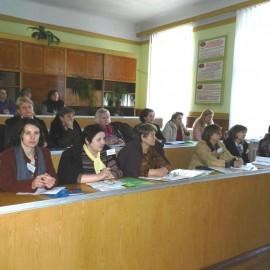 На базі Кіцманського технікуму ПДАТУ відбулося засідання обласної методичної секції головних бухгалтерів ВНЗ І–ІІ рівнів акредитації