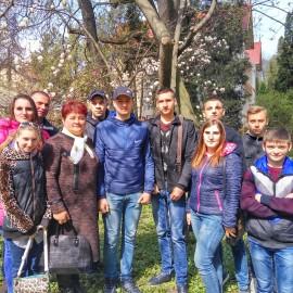 Екскурсія в Чернівецький ботанічний сад