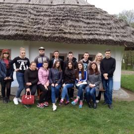 Екскурсія в Чернівці