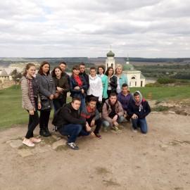 Екскурсія до фортець Кам'янця-Подільського та Хотина
