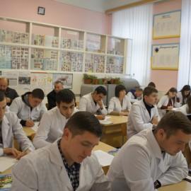 Відкрите заняття з дисципліни «Епізоотологія з мікробіологією»