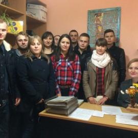 Студенти-правники зустрілися з спеціалістами Кіцманської міської ради