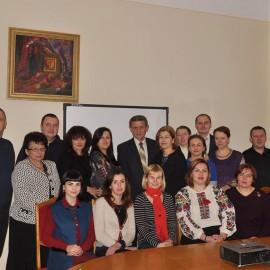 Відбулося засідання методичного об'єднання викладачів математики закладів вищої освіти Чернівецької області