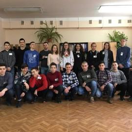 Відбувся II  етап ХІ Всеукраїнської олімпіади з інформатики та комп'ютерної техніки