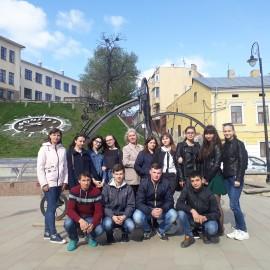 Екскурсія до Чернівців