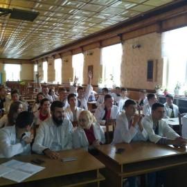Зустріч студентів з представниками  компанії Goodvalley