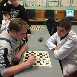 Шашко-шахматний турнір