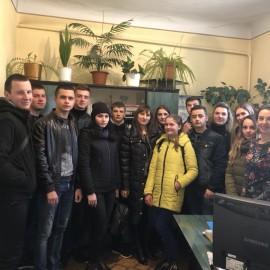 Студенти-правники завітали до відділу ДРАЦС