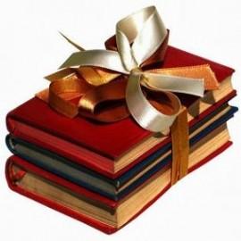 Подаруй бібліотеці книгу