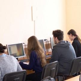 Відбувся II етап ХІІ Всеукраїнської олімпіади з інформатики та комп'ютерної техніки