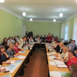 Обласне методичне об'єднання викладачів хімії, біології і     екології