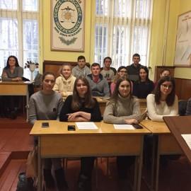 Лекторій на тему: «Економічні новини в Україні та світі»