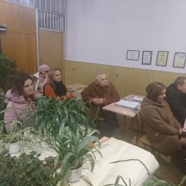 Засідання циклової комісії агромеханічних та землевпорядних дисциплін