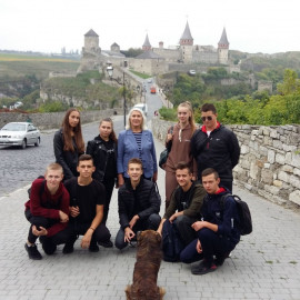 Подорож до фортець Кам'янця-Подільського та Хотина